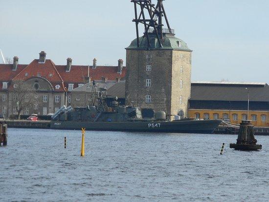 Fregatten Peder Skram Bild Von The Vessels At Holmen Saelen