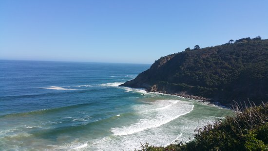 Wilderness, South Africa: Stunning views from Dolphin Point