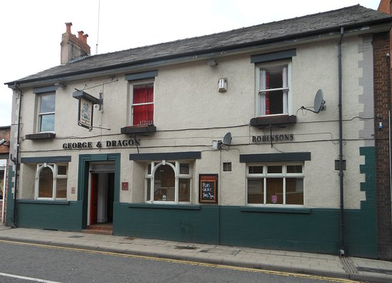 George And Dragon Macclesfield Restaurant Reviews Photos