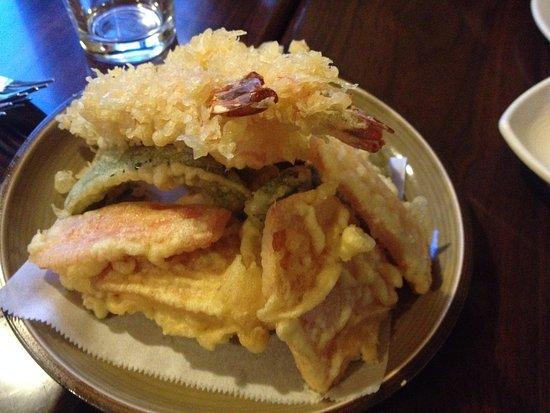 Joshu-Ya: Tempura (that we did not order, but we ate it)