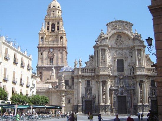 Catedral de Santa María: Murcia Cathedral © Robert Bovington