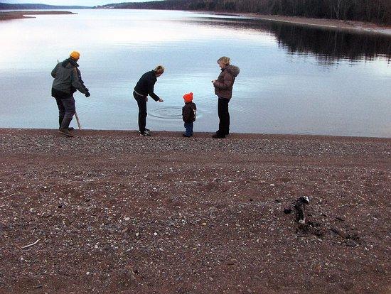 Millertown, Canada: Enjoy some fishing while you visit!