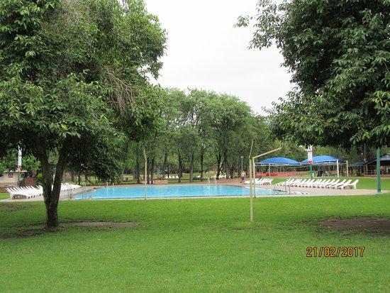 Letsitele, Sudáfrica: One of the pools