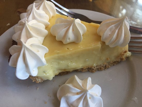 ‪‪Crawfordville‬, فلوريدا: Key Lime Pie‬
