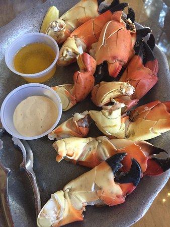 Crawfordville, ฟลอริด้า: Stone Crab Legs (8)