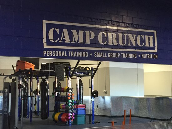 Atenas, GA: CAMP CRUNCH Area (Small Group Training Area)