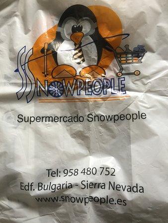 Snowpeople: Bolsa