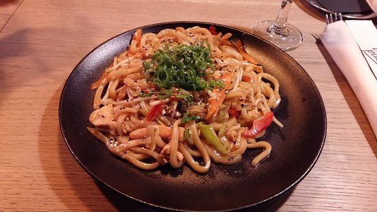 Tokyo Piknik: Noodles with chicken