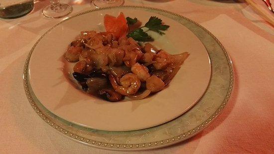 Province of Bergamo, Italië: Cena da favola