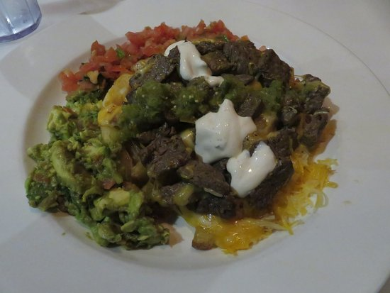 Dothan, AL: Carne Asada Steak & Fries
