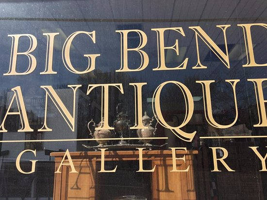 ‪Big Bend Antique Gallery‬