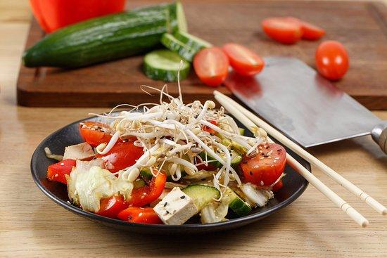 Joly Woo Cтрит-фуд кафе вьетнамской кухни: Вкусно