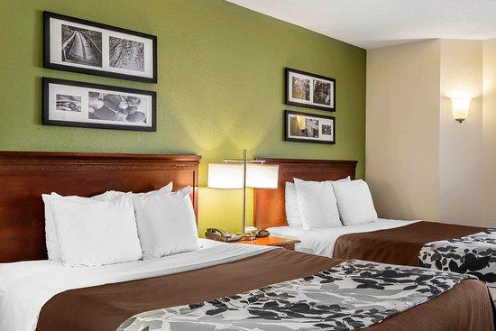 Gaffney, Carolina del Sur: Queen Bed Double Room