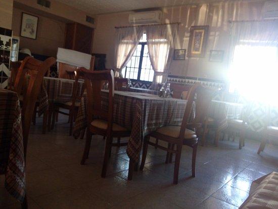 Estepa, Spain: Salón interior