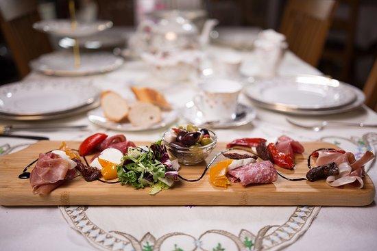 Lutterworth, UK: Ivy's Italian Platter