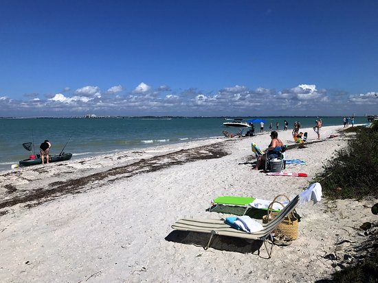 Sanibel Causeway Beaches Are Nice But Not As Pristine Others