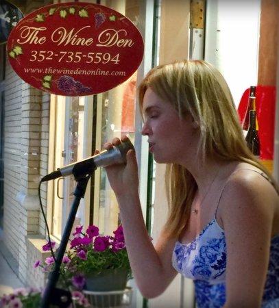 The Cellar Door : Live music at The Wine Den!