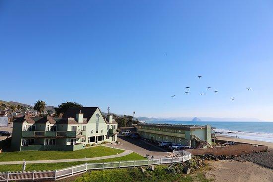 Cayucos Shoreline Inn...on the beach照片