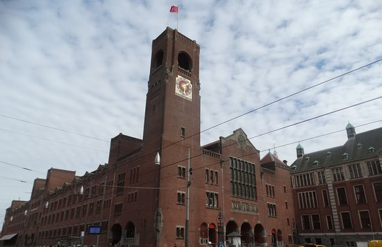 The Tower (Beurs van Berlage)