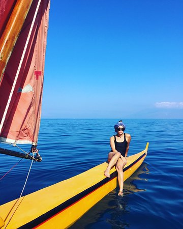 Hawaiian Sailing Canoe Adventures: Best ocean experience on Maui!! Unparalleled snorkeling. Incredibly knowledgeable crew. Unforget