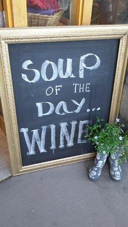 Loch, Australia: nice soup