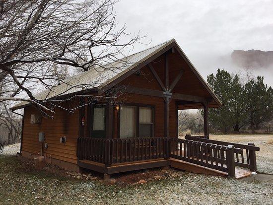 Castle Valley Inn: Anasazi Cabin