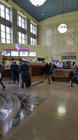 Newark Penn Station