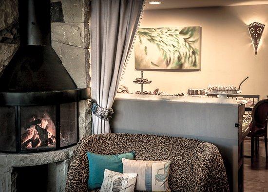 Lirolay Suites: Nuestro hogar a leña durante todo el invierno