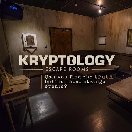 Kryptology Escape Rooms Pigeon Forge Tn