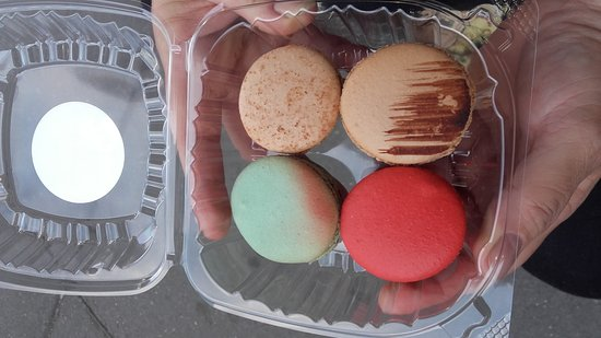 Photo of French Restaurant Macaron Parlour at 111 Saint Marks Pl, New York, NY 10009, United States