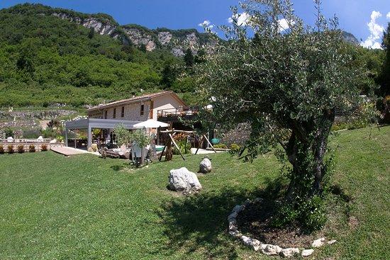 Pannone, Italy: ...benvenuti a Maso Naranch!