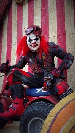 Archdale, Carolina do Norte: Krash--Resident Clown of Spooky Woods