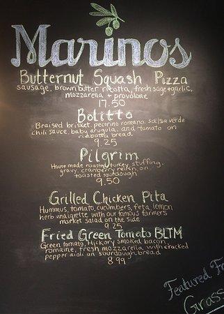 Mullica Hill, NJ: Marino's