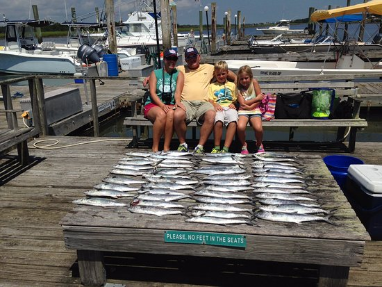 Kids First Deep Sea Fishing Experience Review Of Angry