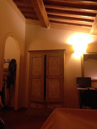 Chianni, Italia: la camera