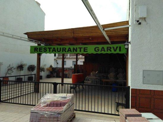 Lecrin Valley, Spagna: Restaurant Garvi