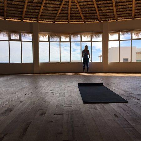 La Ventana, México: Cuarto de Yoga