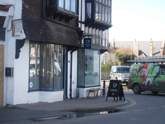 Blueprint coffee picture of blueprint coffee whitstable tripadvisor blueprint coffee malvernweather Images