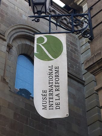 Musee International de la Reforme: photo2.jpg