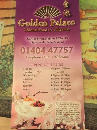 recipe: golden palace chinese honiton [2]