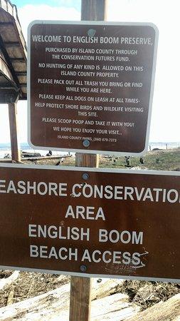 Camano Island, WA: Rules