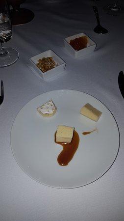 Saveur Bistrot: Degustação de queijos
