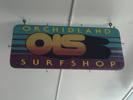 Orchid Land Surf Shop