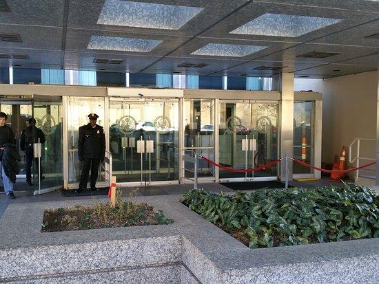 Department of State: extérieur