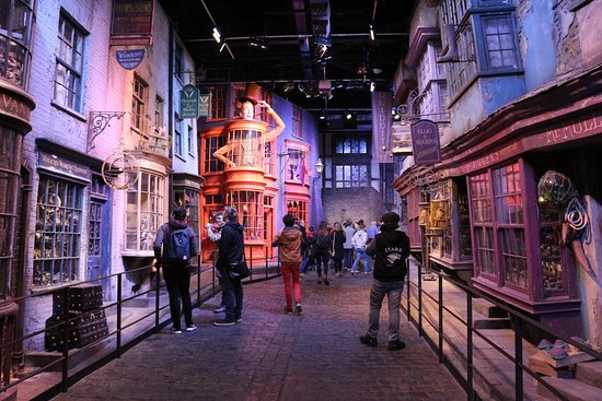 The Harry Potter London Tour by Discovery Tours