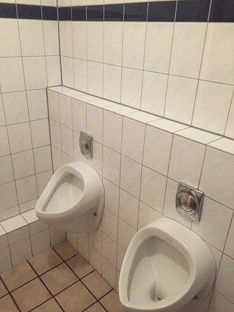 Euphrat: Geräumige und saubere sanitäre Anlagen