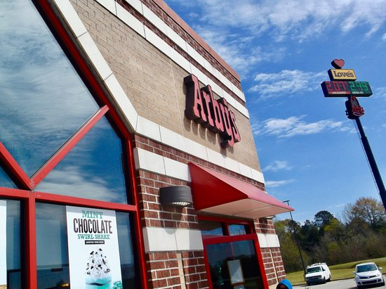 Evergreen, AL: Arbys