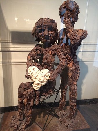 Photo of Tourist Attraction Choco-Story - The Chocolate Museum at Wijnzakstraat 2, Bruges 8000, Belgium