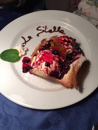 Ristorante La Stalla : Desserts :)