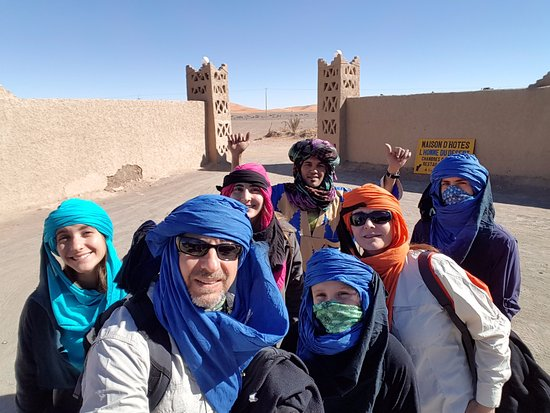 L'Homme Du Desert: Entrada